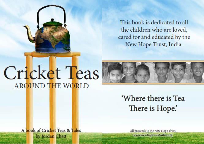 Cricket Teas Around the World